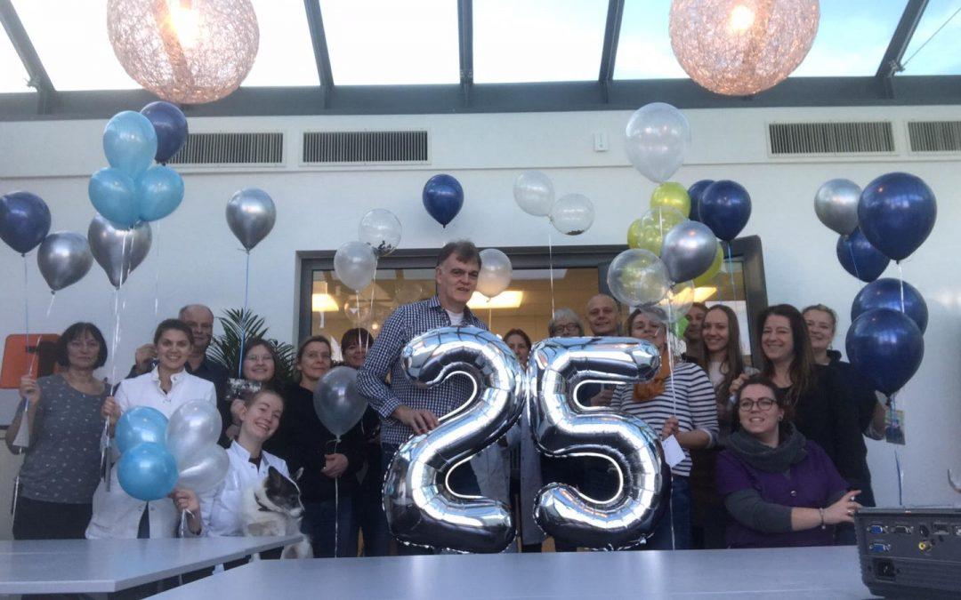 25 Jahre Zahnwerk Winkelhake